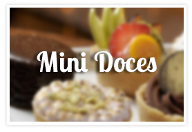 Mini Doces na Padaria Delivery Mooca
