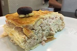 Torta na Padaria Mooca