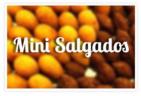 Mini Salgados na Padaria Delivery Mooca