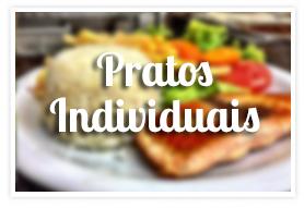 Pratos Individuais na Padaria Rua da Mooca