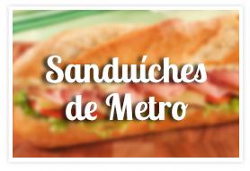 Sanduíches de Metro na Padaria Delivery Mooca